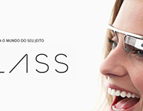 Hotsite - Google GLASS
