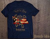 Tshirts Herencia Taina