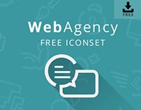 WebAgency Free Icon Set | Icons & Web
