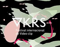 VKRS. International Video clip Festival.
