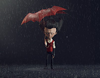 Rain Test #01