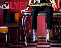 Love Your Feet Socks // LOOKBOOK