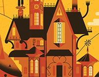 Fosters - Cartoon Network Art Show