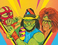 Eras of Pro Wrestling