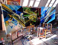 Openspace Gallery / Graffuturism / Paris 2013