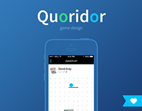 Quoridor iOS game
