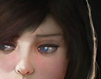 Elizabeth // Bioshock Infinite