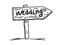 Wedding Card G & D