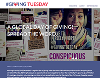 #GivingTuesday UK