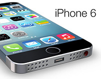 iPhone 6 Concept phone