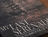 Cover album : My last serenade