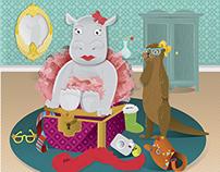 Children's Book Illustrations - Oxford University Press