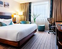 Hilton Garden Inn // Krakow / rooms