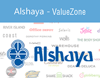 AlShaya retail App