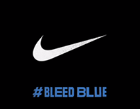 NIKE Bleed Blue - Tunnels