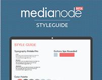 Style Guide for an Enterprise Web App