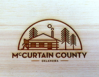 McCurtain County Branding