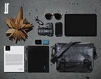 James Suh Design | Self Branding 2014