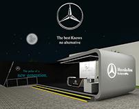 Mercedes-Benz C-Class launching event