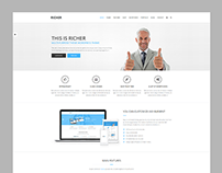 Richer Multi-Purpose Wordpress Theme