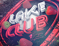 Poster for LAKE CLUB