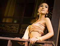 Fashion Thai Traditional Dress