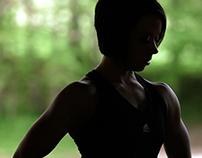 "Jackie Calvert ""The Outsider"" Fitness Promo Video"