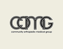 Proposed Logo Variations For COMG Identity