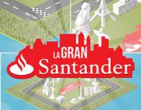 Santander Game Assets