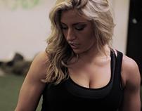 "Alyssa Loughran ""Train Hard"" Fitness Promo Video"