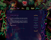 Luz Buena: Diseño y desarrollo de sitio web