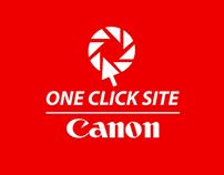 Canon ONE CLICK SITE