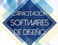 Capacitaciones en Softwares de Diseño