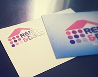 Business cards: RENOV&DECO