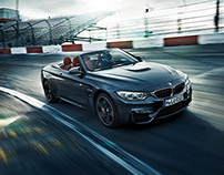 Postproduction BMW M4 Cabrio