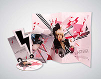 Packaging Design (DVD Limited Edition)