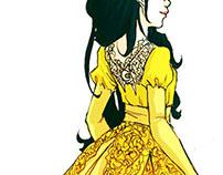 Homestuck dress redesign