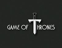 Tv series // Minimal Logos