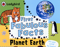 Planet Earth: Ladybird First Fabulous Facts