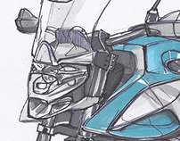 motorcycle concept renders