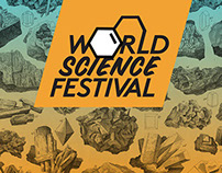 World Science Festival Branding