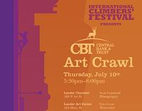 Art Crawl Poster