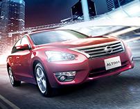 Nissan Altima Mailing