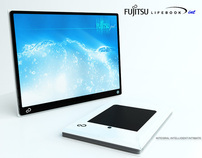 Fujitsu Lifebook Design Competition 2011