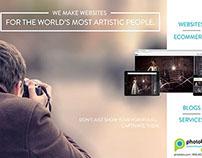 July/August 2014 Ad Campaign - PhotoBiz.com
