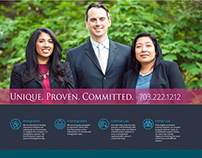 Responsive Website for a Law Firm