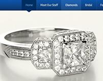 Norris Jewelers website