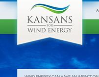 Kansans for Wind website