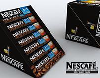 3in1 Stick package design for Nescafé