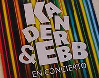 Kander & Ebb, en concierto